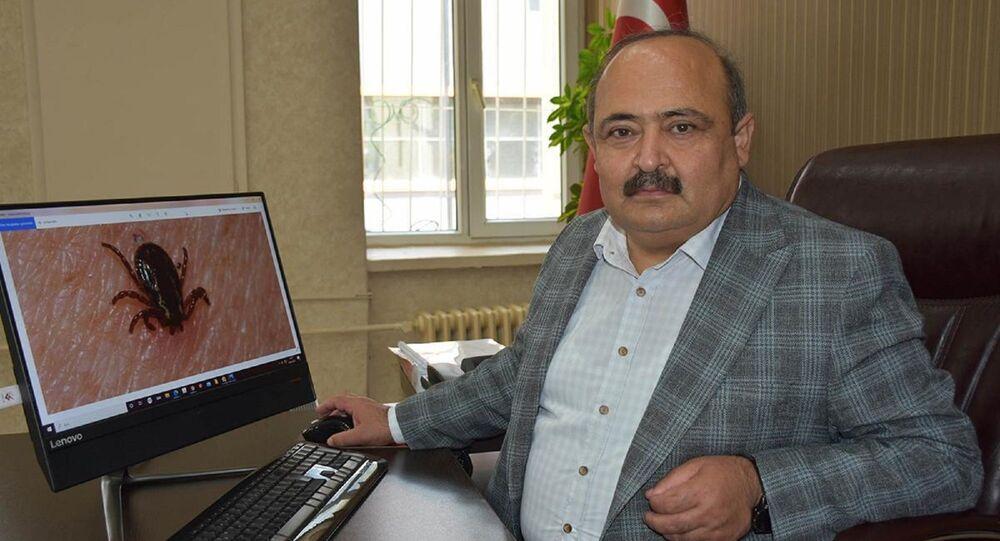 Sivas Cumhuriyet Üniversitesi Tıp Fakültesi Dekanı Prof. Dr. İlhan Çetin