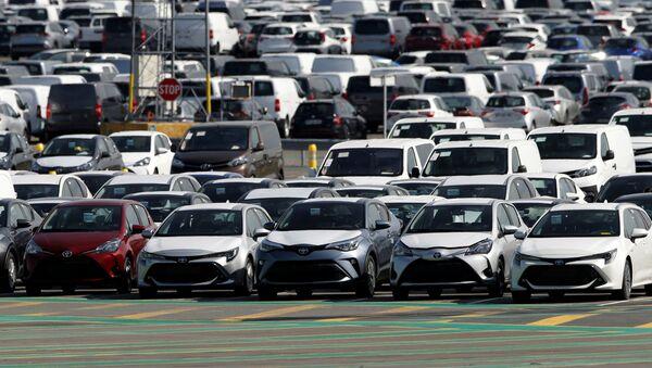 Toyota / otomobil - Sputnik Türkiye