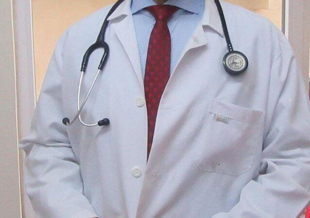 doktor - önlük