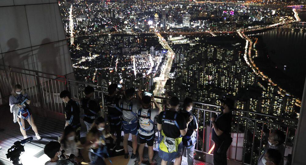 Güney Kore- Seul- Gece hayatı