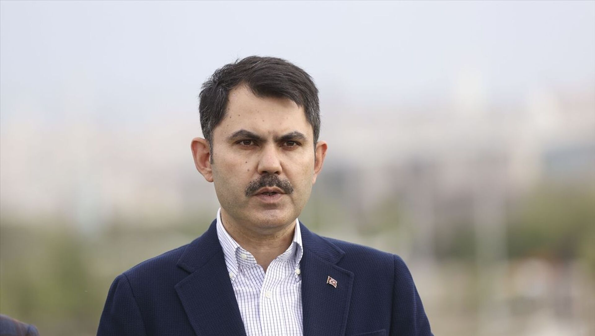 Çevre ve Şehircilik Bakanı Murat Kurum - Sputnik Türkiye, 1920, 19.05.2021