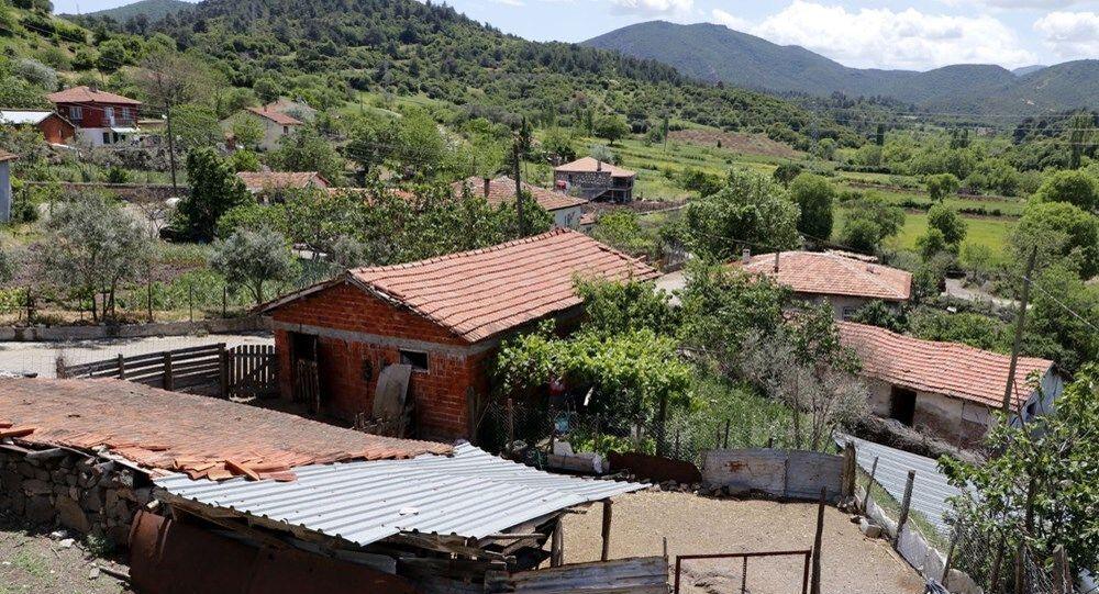 Ortaca Köyü-Çanakkale