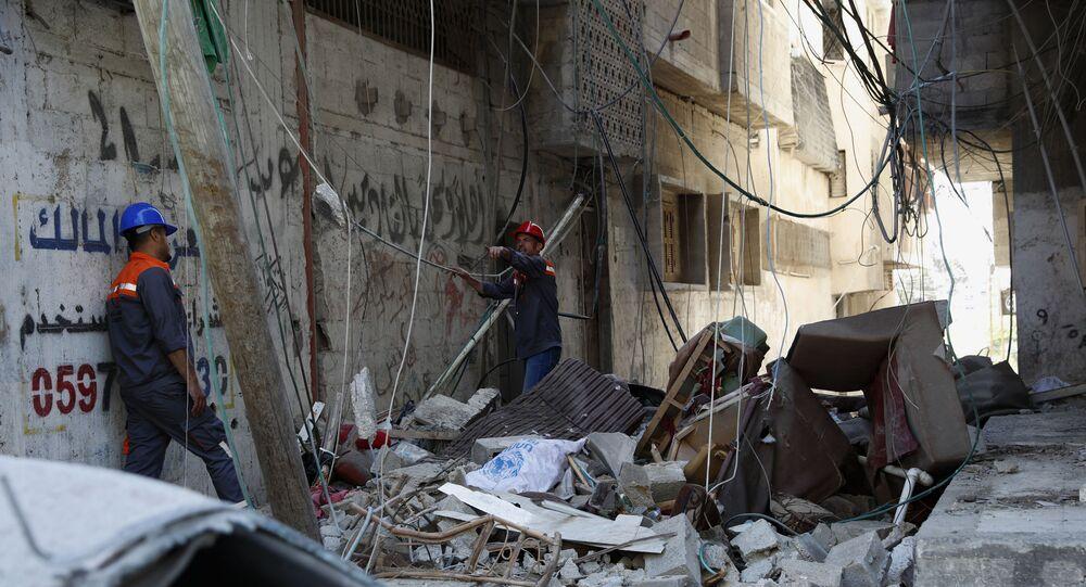 Rus Dışişleri: Moskova, İsrail'e sivil can kaybını artıracak adımların kabul edilemez olduğunu söyledi