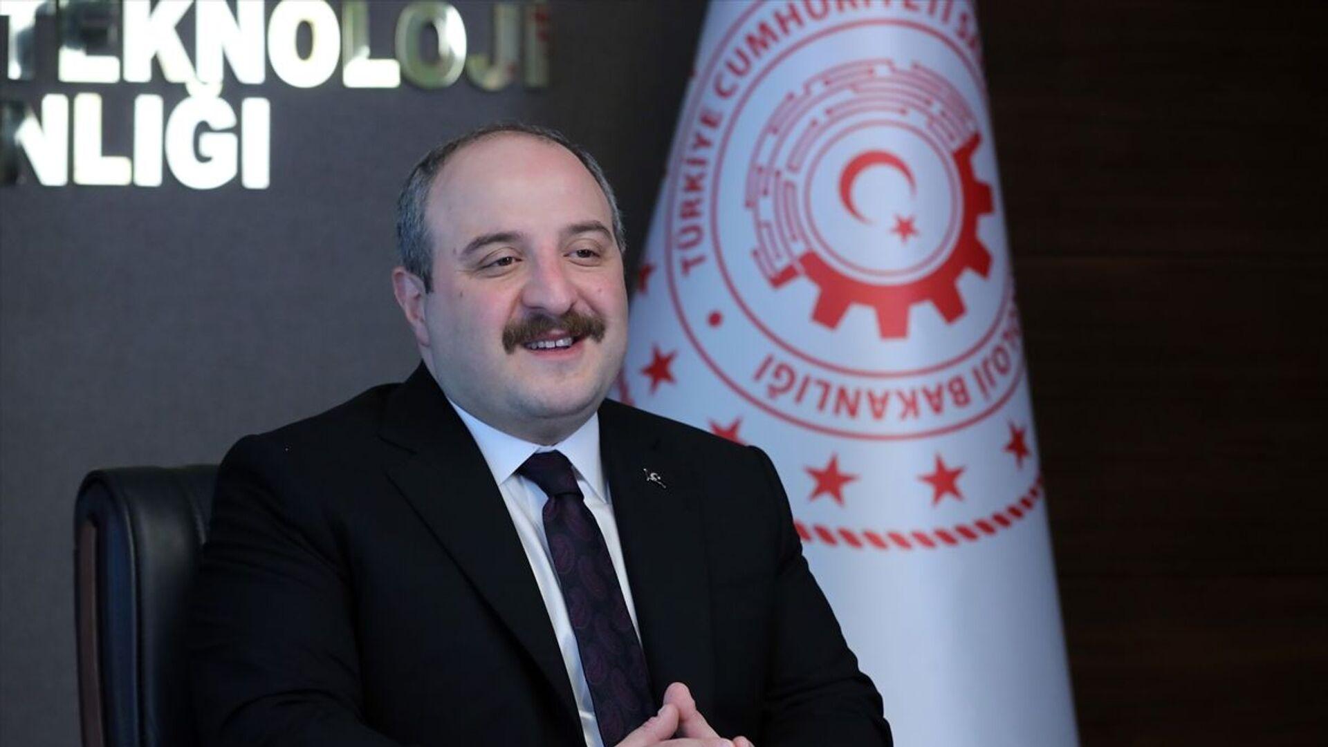 Mustafa Varank - Sputnik Türkiye, 1920, 06.07.2021