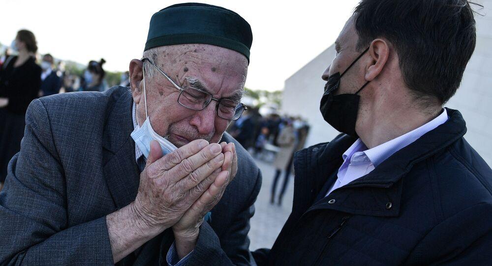 Kırım Tatar sürgününün üzerinden 77 yıl geçti