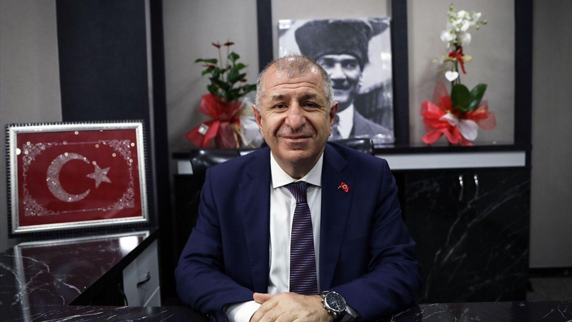 Ümit Özdağ - Sputnik Türkiye, 1920, 26.07.2021