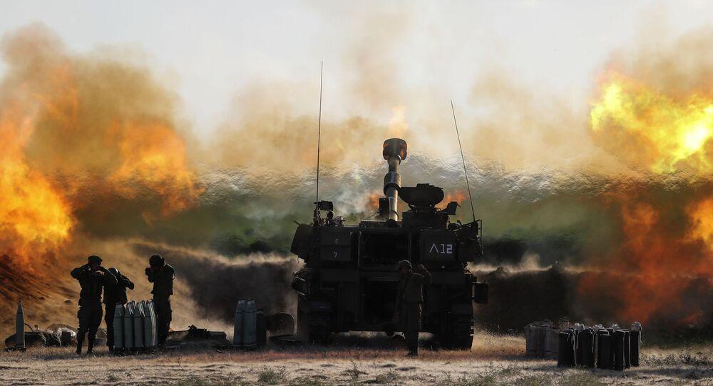 İsrail'in Gazze'ye düzenlediği saldırılar