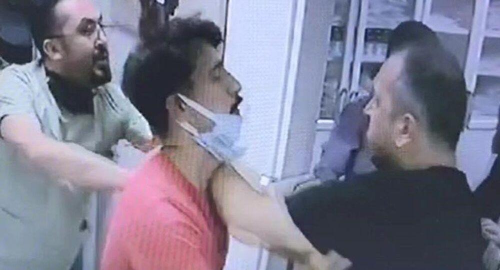 Kocaeli-Çayırova-hastanede doktora saldırı