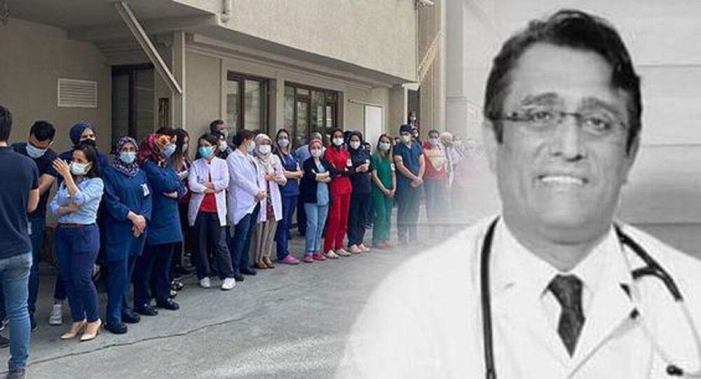 İstanbulAtaşehir'de bulunan özel bir hastanenin ortaklarından olan, 50 yaşındaki İç Hastalıkları Uzmanı Dr. Osman Arıkan