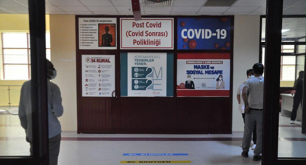 Post ve long kovid polikliniği-Diyarbakır-koronavirüs