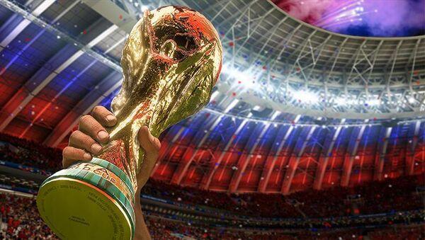 Suudi Arabistan, Dünya Kupası'nın 2 yılda 1 düzenlenmesi için FIFA'ya resmi teklifte bulundu - Sputnik Türkiye