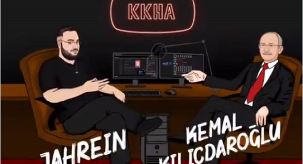 Kemal Kılıçdaroğlu - Twitch