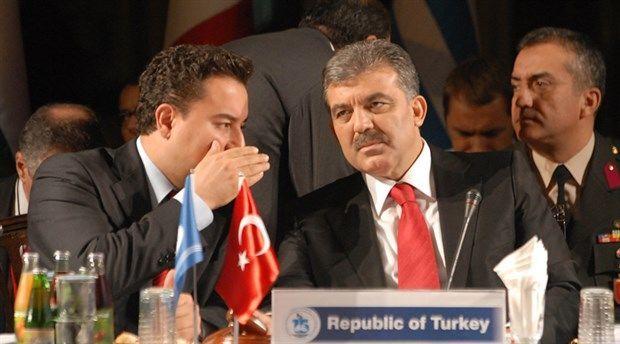 Deva Partisi Genel Başkanı Ali Babacan, Abdullah Gül