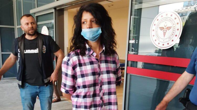 Şişli'de hastaneden bebek kaçırmaya çalıştı: Kendi bebeğime benzettim