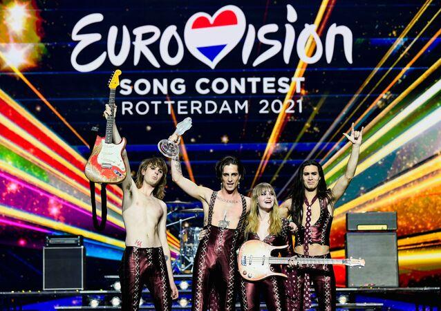 Eurovision 2021'de 20 ülke final heyecanını yaşadı. Şarkı performanslarının ardından puanlamaya geçildi. İtalya, 524 puan ile birinciliğe hak kazandı.