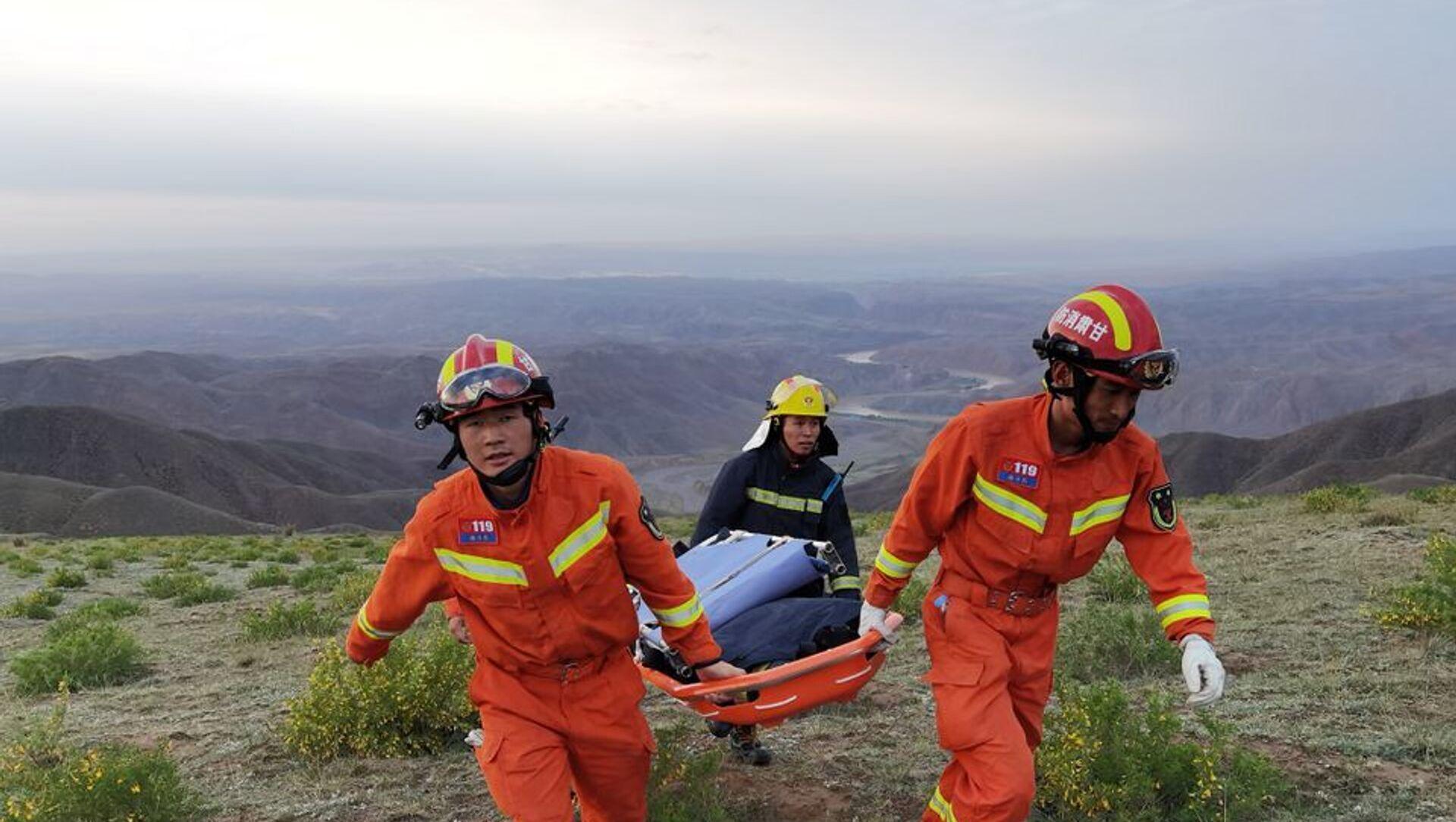 Çin'de maraton faciası: 21 sporcu ani hava değişimi nedeniyle hayatını kaybetti - Sputnik Türkiye, 1920, 25.05.2021