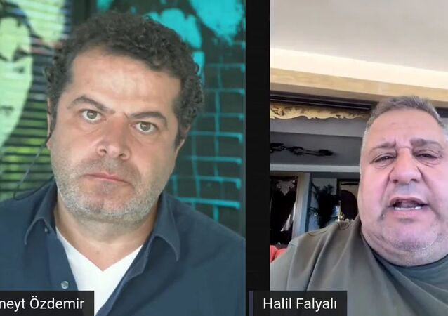 Halil Falyalı- Cüneyt Özdemir