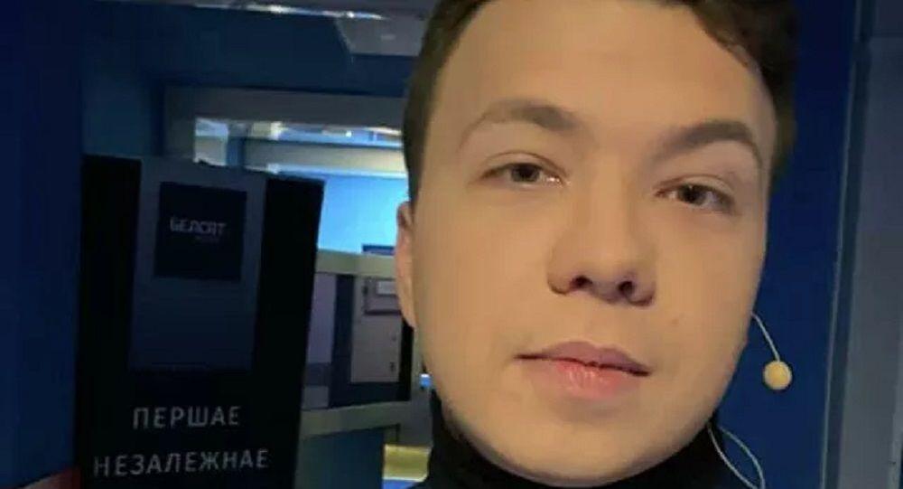 Nexta'nın kurucusu Protaseviç