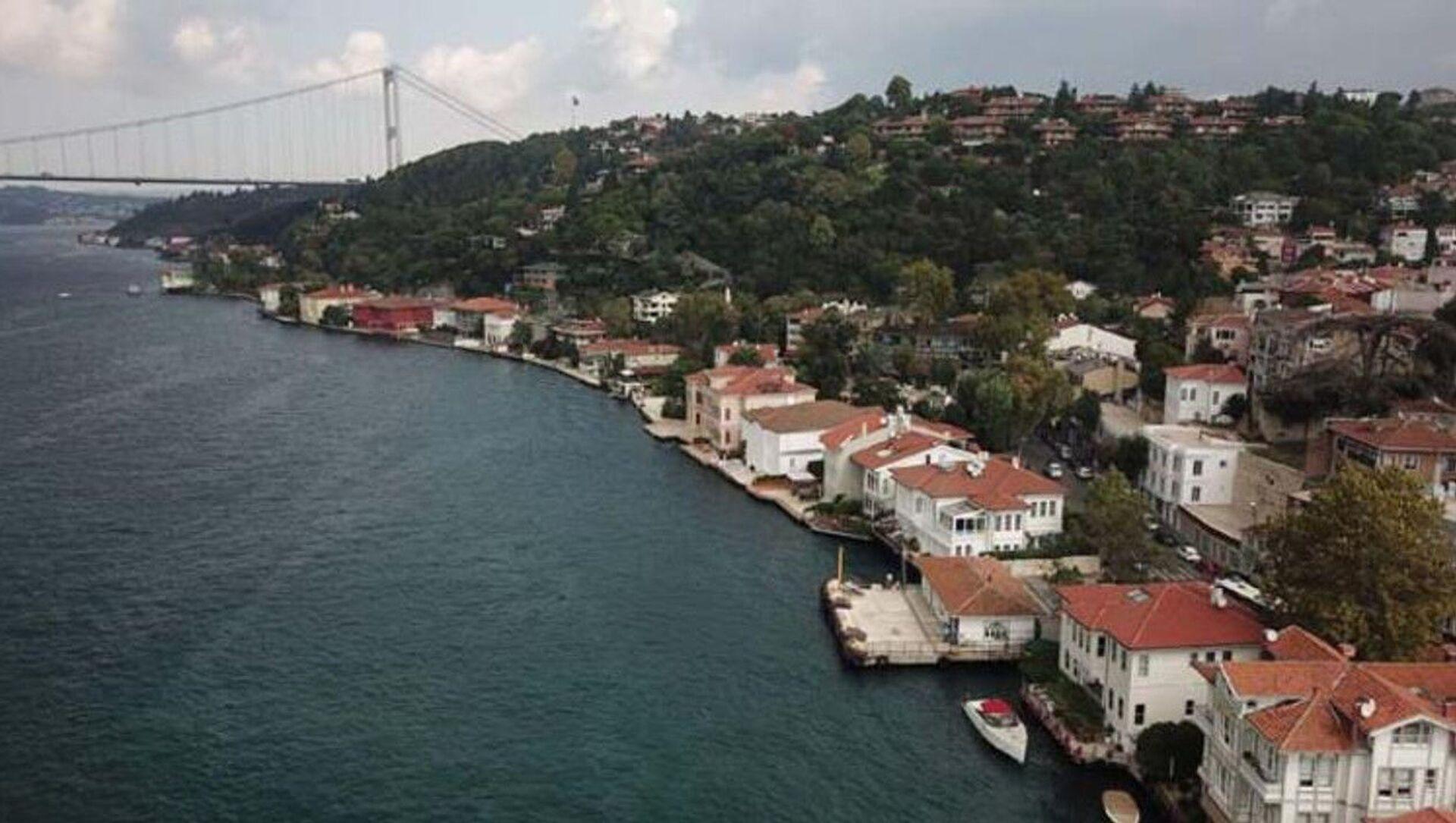 İstanbul - boğaz - yalı - Sputnik Türkiye, 1920, 27.07.2021