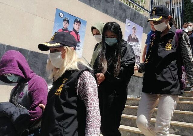 Çinli çeteden İstanbul'da kripto para vurgunu