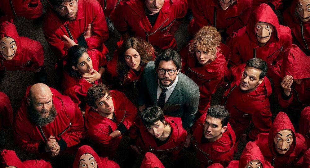 La Casa De Papel'in 5. sezonunun yayın tarihi belli oldu