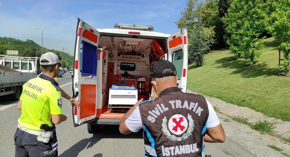 Ambulans / ceza