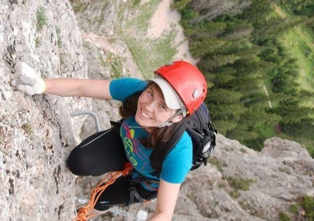 42 yaşındaki Yana Kryvosheia'
