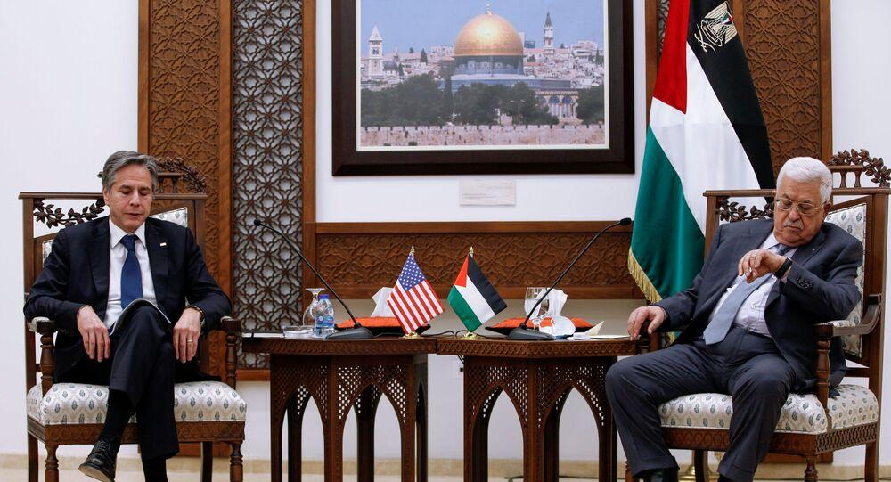 ABD Dışişleri Bakanı Blinken: ABD'nin Filistin ile ilişkilerine bakan Kudüs'teki konsolosluğunu yeniden açacağız