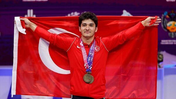Muhammed Furkan Özbek - Sputnik Türkiye