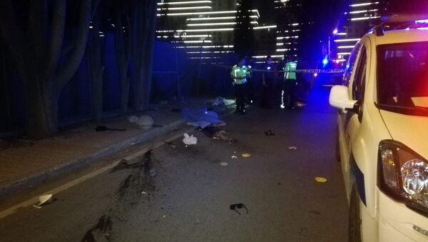 Üniversite öğrencisi moto kurye hayatını kaybetti - Sputnik Türkiye