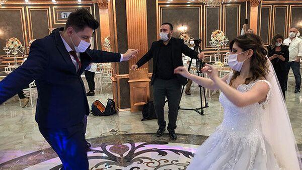 Düğün / gelin ve damat - Sputnik Türkiye