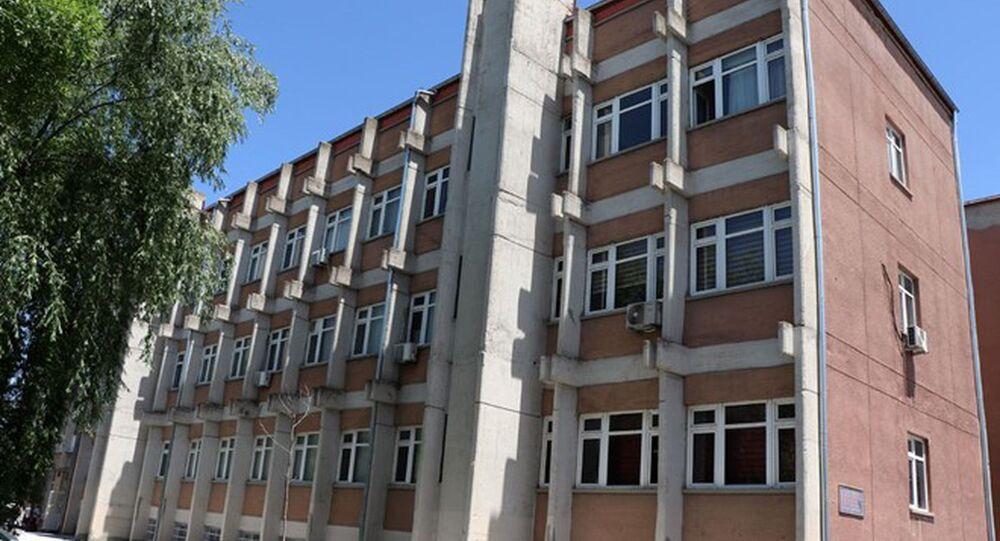 Erciyes Üniversitesi (ERÜ) kampüsünde yer alanAşı Araştırma ve Geliştirme Merkezi (ERAGEM)