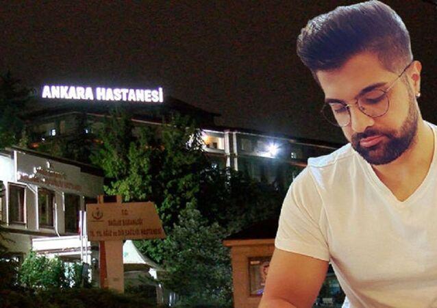 Ankara'da hastanın bıçaklı saldırısına uğrayan doktor