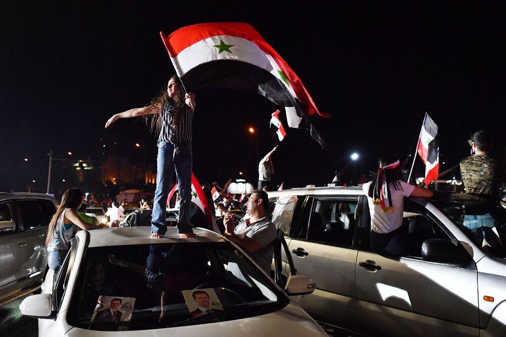 Esad, 2014 seçimlerinde oyların yüzde 88'ini almıştı.