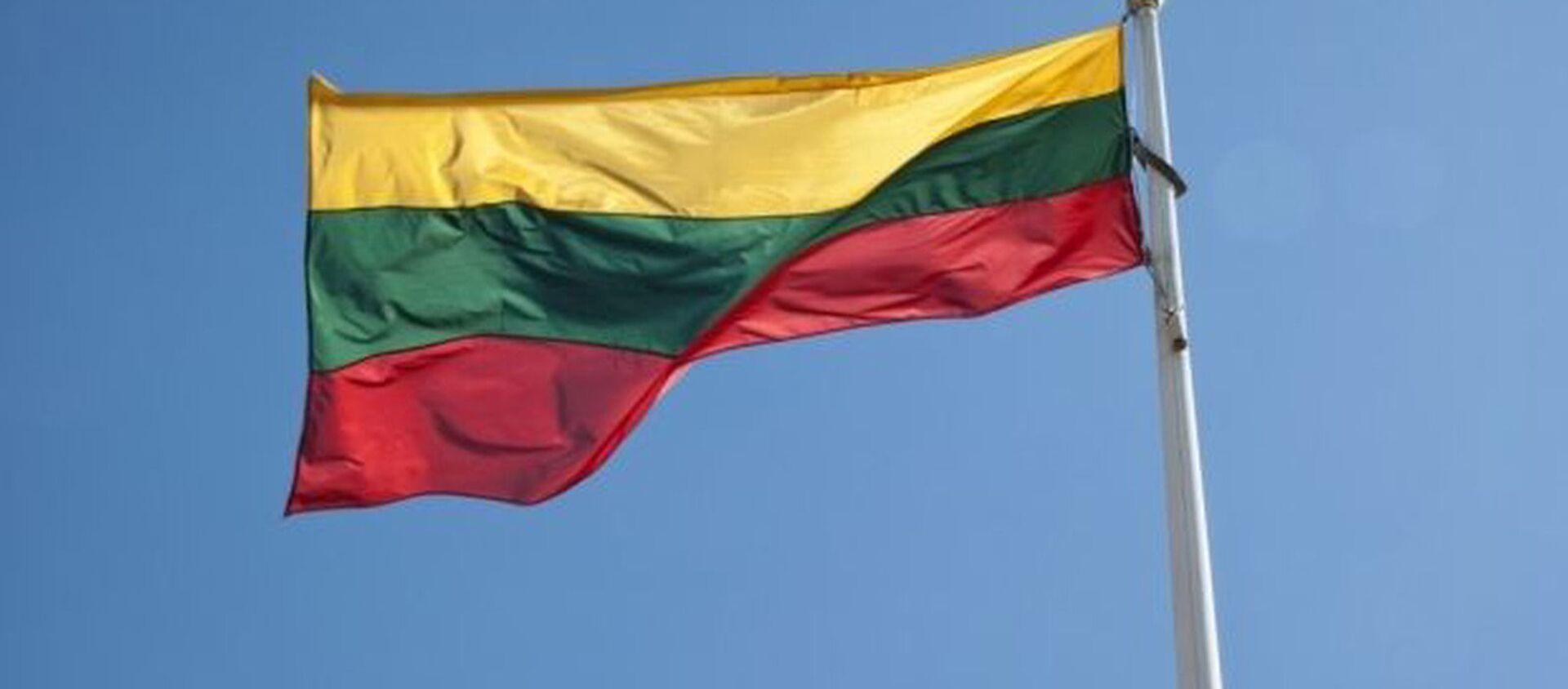 Litvanya bayrağı - Sputnik Türkiye, 1920, 07.07.2021