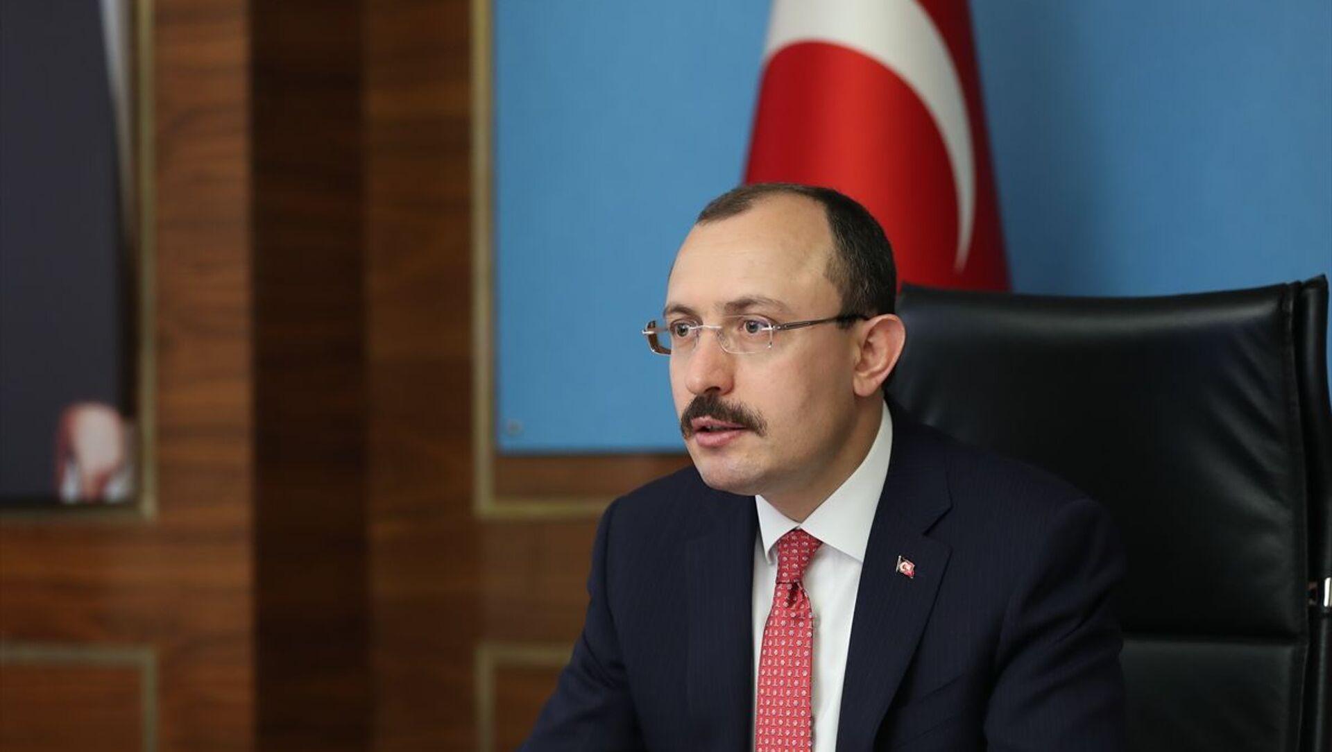 Ticaret Bakanı Mehmet Muş - Sputnik Türkiye, 1920, 28.05.2021
