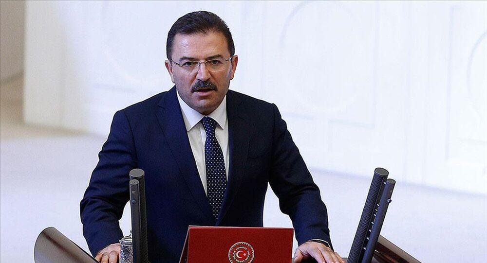AK Parti Erzurum Milletvekili Selami Altınok