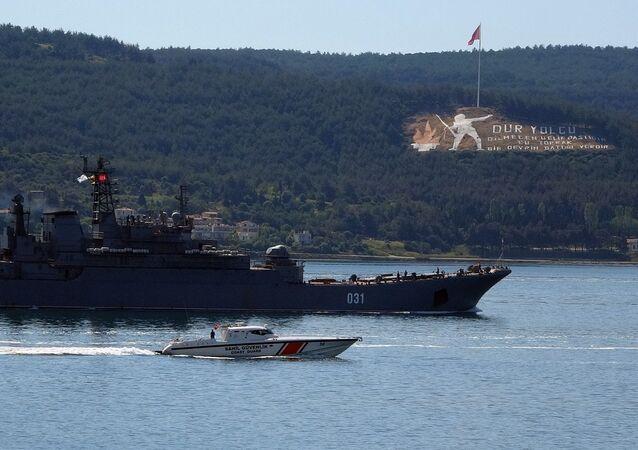 Aleksandr Otrakovskiy savaş gemisi