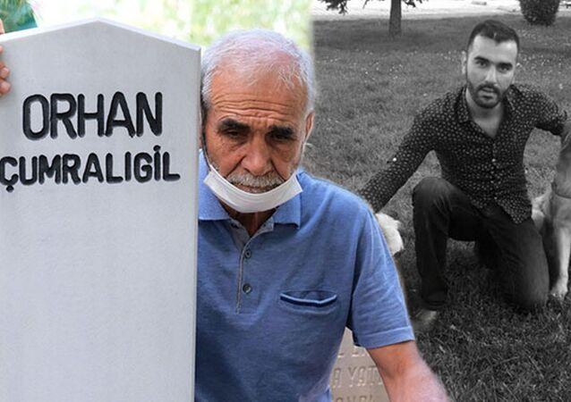 Orhan Çumralıgil'in eski milli boksör babası Turhan Çumralıgil