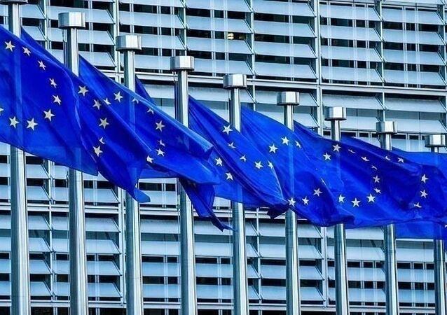 Avrupa Birliği bayrak