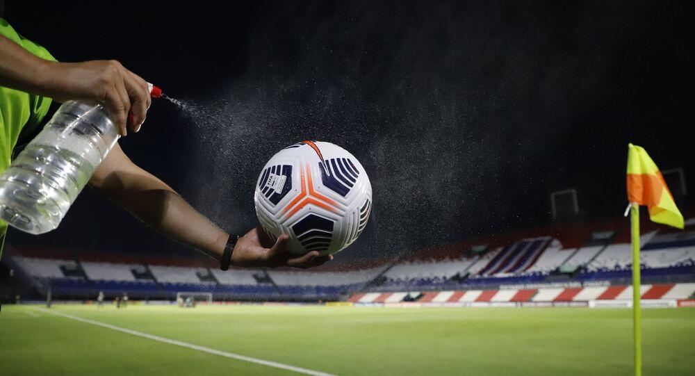 Copa America maçları, Kolombiya'nın ardından Arjantin'de de iptal edildi