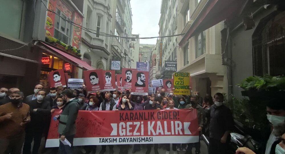 Gezi'nin 8. yılı: Beyoğlu genelinde geniş güvenlik önlemleri alındı