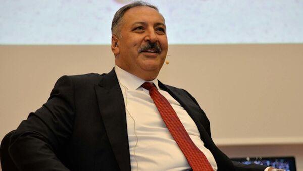 Metin Kıratlı - Sputnik Türkiye
