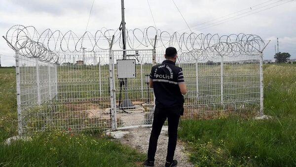 Tekirdağ meteoroloji kabloları - Sputnik Türkiye