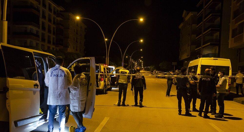 polise saldırı - Ankara