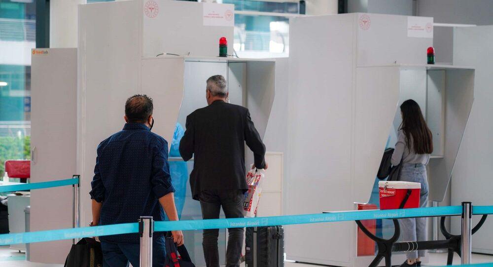 PCR Test Merkezi - İstanbul havalimanı