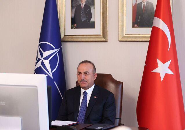 Mevlüt Çavuşoğlu - NATO toplantısı