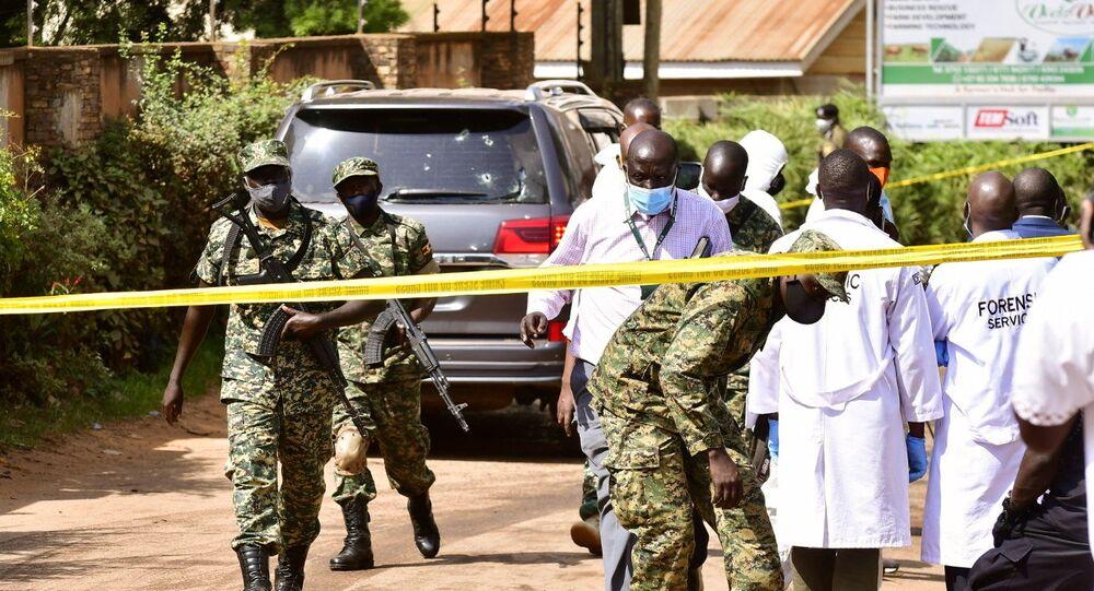 Uganda Ulaştırma Bakanı'nın aracına silahlı saldırı: Kızı öldü, kendisi yaralandı
