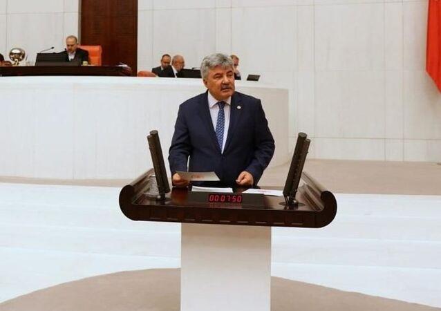 İYİ Parti Muğla Milletvekili ve Yerel Yönetimler Başkanı Prof. Dr. Metin Ergun