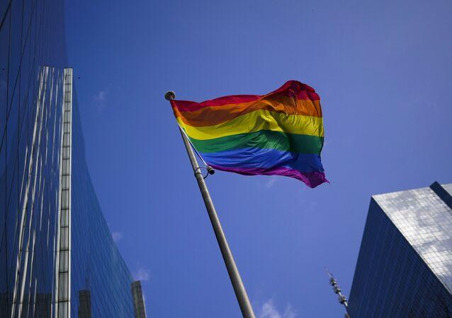 LGBTi Bayrağı